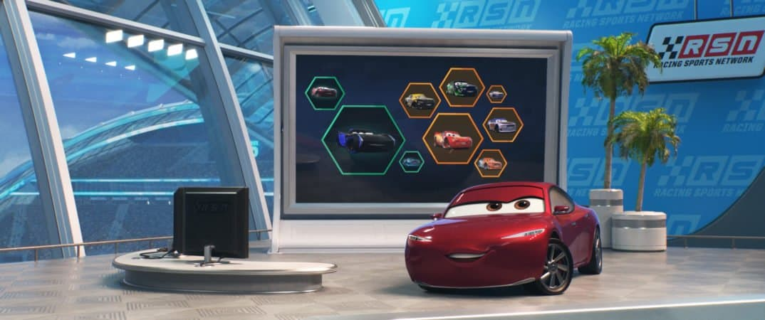 Cars 3 Rolls Out Key Cast and Characters 9
