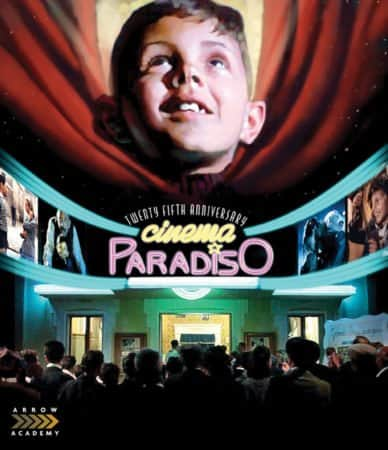 CINEMA PARADISO (ARROW ACADEMY) 1