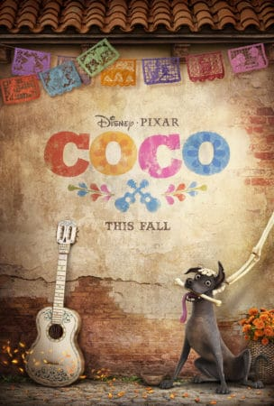 Pixar's latest COCO gets a new poster. 3