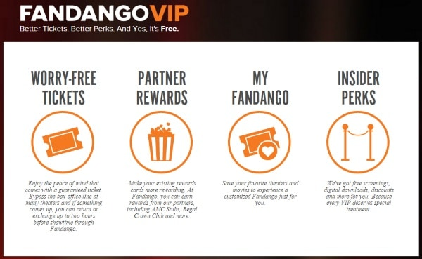Buy Movie Tickets on Fandango and Get 50% Off Movies + TV Shows on FandangoNOW 3