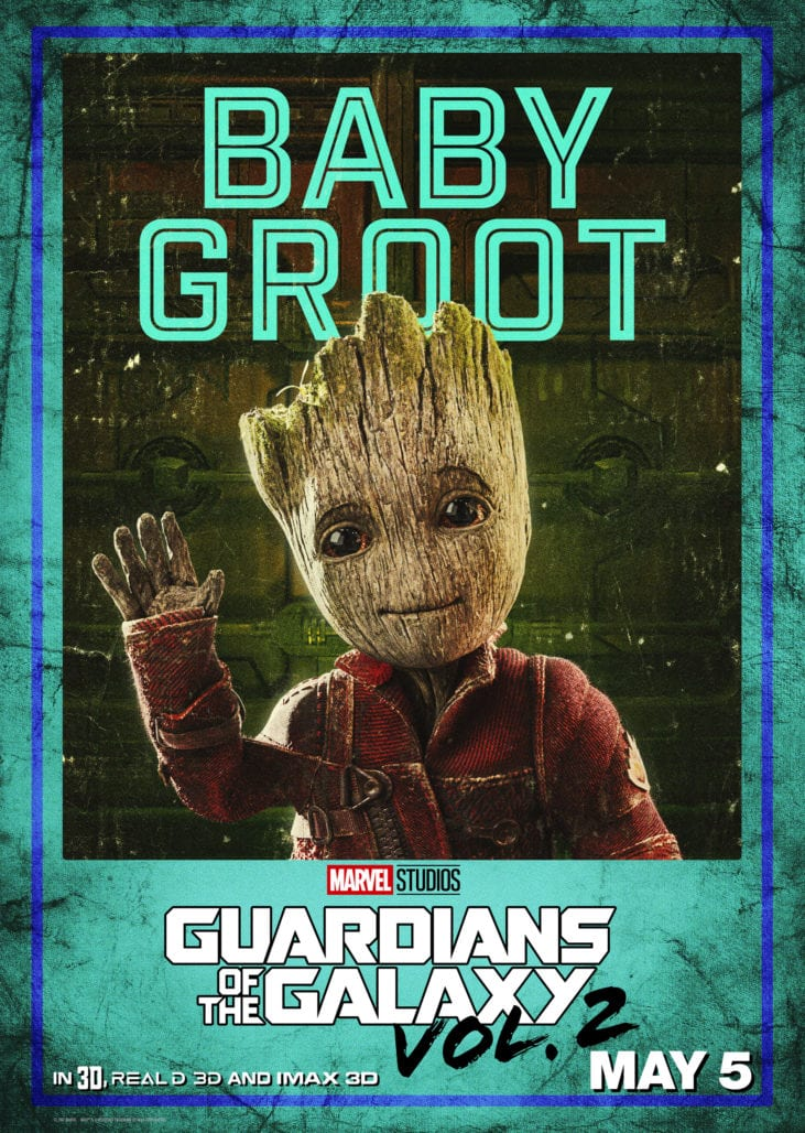 Get GUARDIANS OF THE GALAXY VOL. 2 Tickets Now! 5