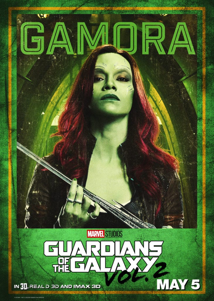 Get GUARDIANS OF THE GALAXY VOL. 2 Tickets Now! 11