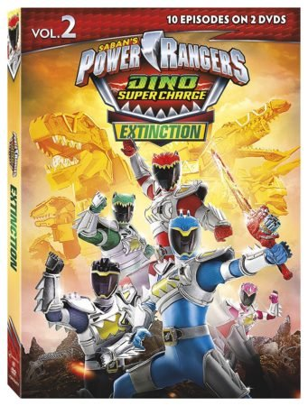 POWER RANGERS DINO SUPER CHARGE: EXTINCTION 1