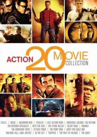 ACTION 20 MOVIE COLLECTION 1