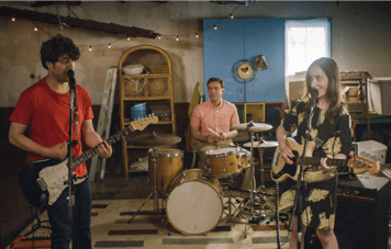 "IFC Films Set to Release Zoe Lister-Jones' Directorial Debut ""BAND AID"" on June 2 1"