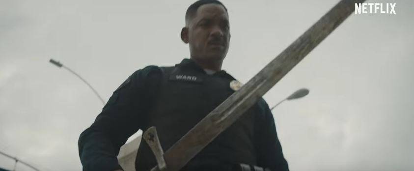 """BRIGHT"" IS COMING TO NETFLIX. 1"
