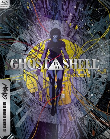 GHOST IN THE SHELL: MONDO STEELBOOK 7