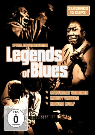 LEGENDS OF BLUES: SPECIAL COLLECTOR'S EDITION 3