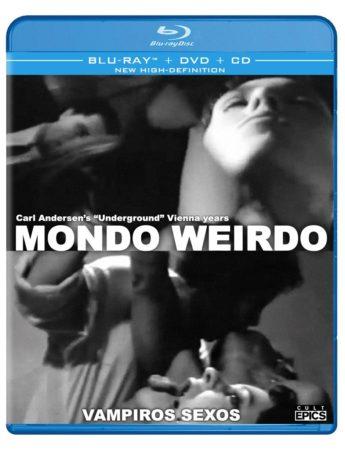 MONDO WEIRDO / VAMPIROS SEXOS 3