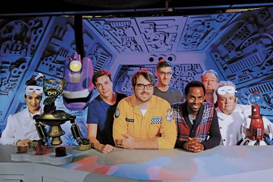 """Mystery Science Theater 3000"" Debuts April 14th, 2017 Exclusively on Netflix 3"