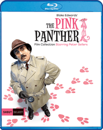 "LINEUP OF NEW BONUS FEATURES UNVEILED FOR 6/27 SET ""BLAKE EDWARDS' THE PINK PANTHER FILM COLLECTION"" 5"