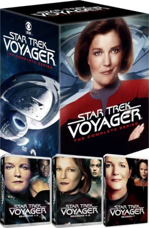 STAR TREK VOYAGER: THE COMPLETE SERIES 1