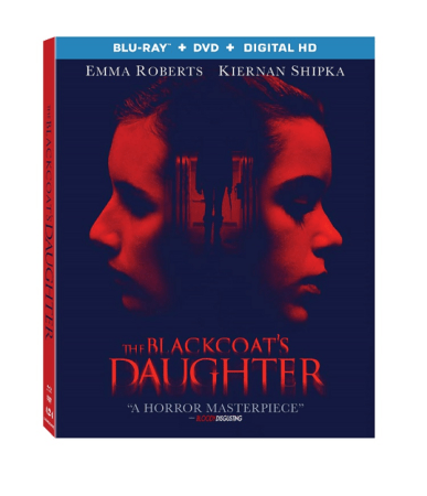 The Blackcoat's Daughter Arrives on Blu-ray Combo Pack and DVD May 30 1
