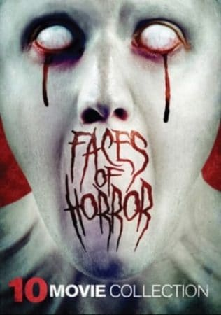 FACES OF HORROR: 10 MOVIE COLLECTION 3