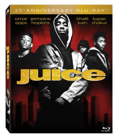 JUICE debuts on Blu-ray June 6th to mark 25th Anniversary with all new interviews and features 1