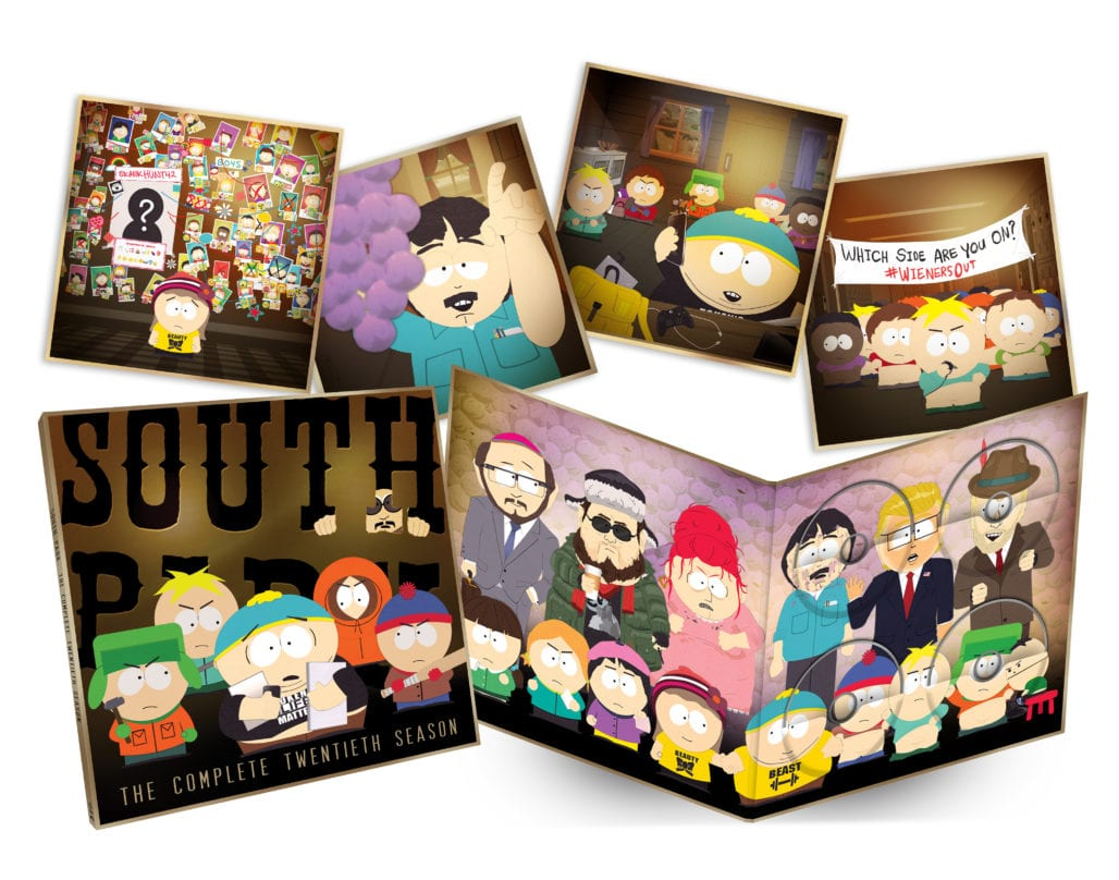 SOUTH PARK: The Complete Twentieth Season comes to Blu-ray and DVD June 13th 3
