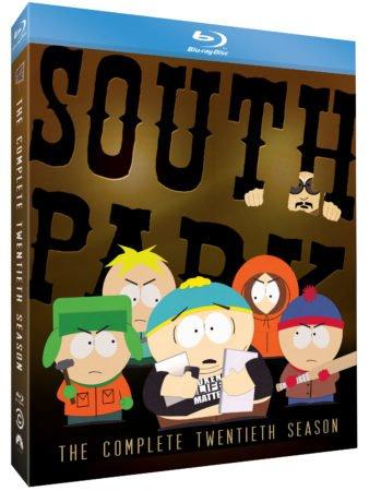 SOUTH PARK: THE COMPLETE TWENTIETH SEASON 1