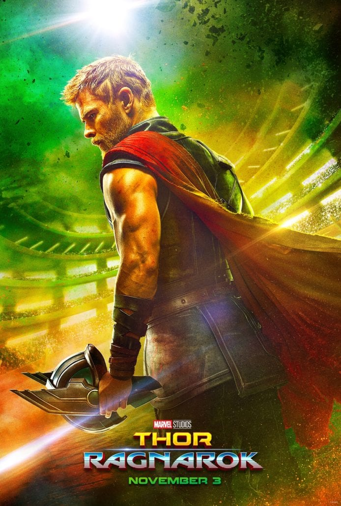 THOR: RAGNAROK GETS A NEW TRAILER AND POSTER! 3