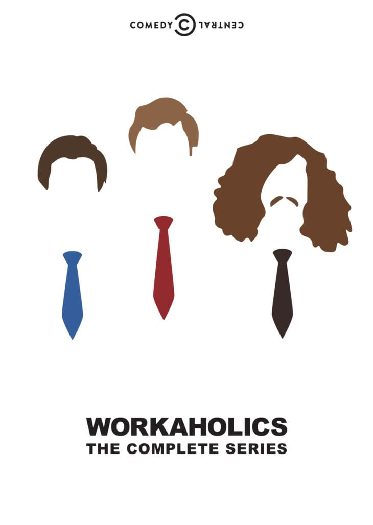 WORKAHOLICS: The Final Season & The Complete Series DVDs available June 20th 3