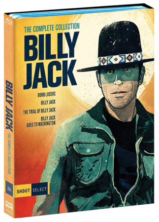 """BILLY JACK: THE COMPLETE COLLECTION"" BLURAY & DVD JULY 25 1"