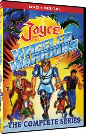 JAYCE AND THE WHEELED WARRIORS: THE COMPLETE SERIES 3
