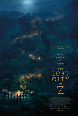 LOST CITY OF Z, THE 12