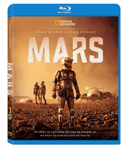 Mars hits Blu and DVD on April 11th! Check out these clips! 13