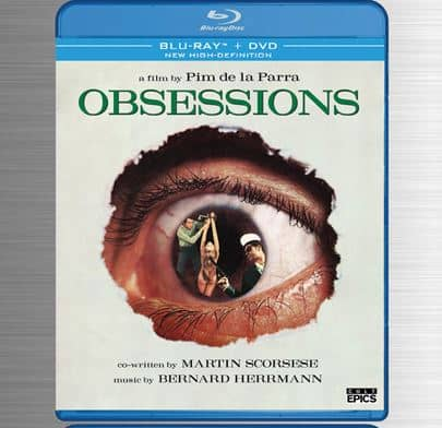 Obsessions - Blu-ray + DVD Combo Arrives From Cult Epics In May 7