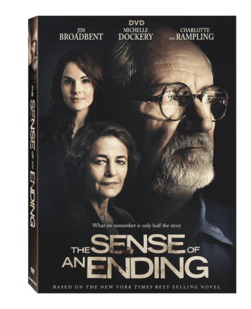 The Sense of an Ending Arrives on Digital HD May 23 and DVD and On Demand June 6 3