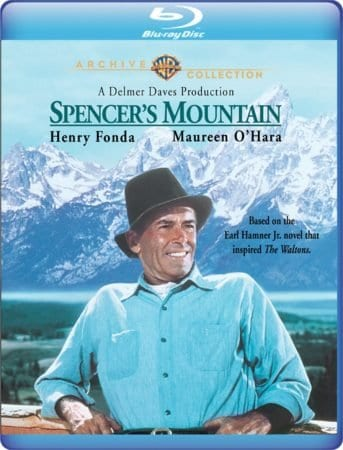 SPENCER'S MOUNTAIN 6