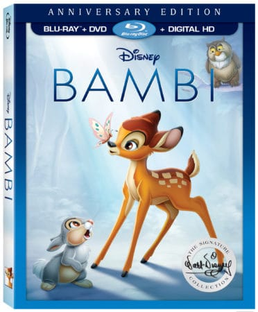 Disney's Bambi Signature Collection on Digital HD and Blu-ray May 23rd 3