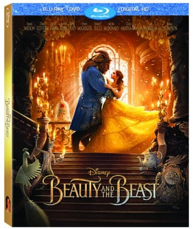 Disney's Beauty and the Beast on Digital HD, DVD, Blu-ray and Disney Movies Anywhere 6/6 8