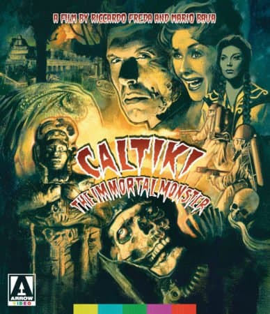CALTIKI: THE IMMORTAL MONSTER 7
