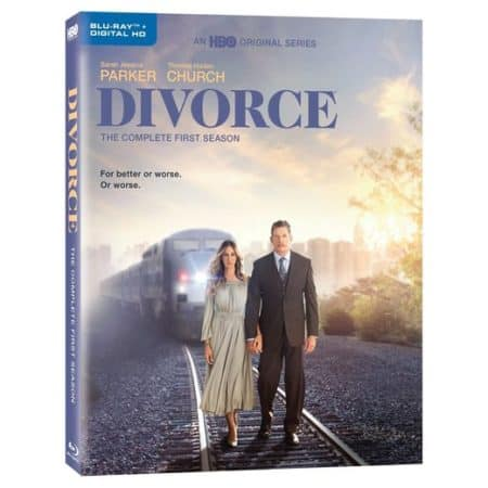 DIVORCE: THE COMPLETE FIRST SEASON 3