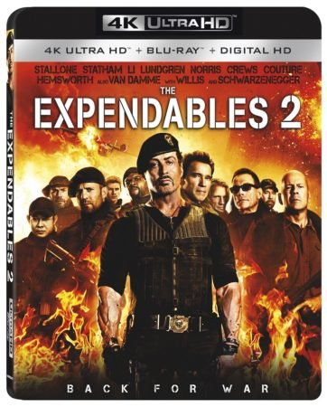 EXPENDABLES 2, THE (4K UHD) 6