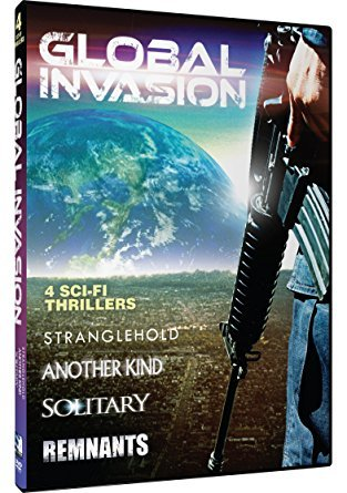 GLOBAL INVASION: 4 SCI-FI THRILLERS 3