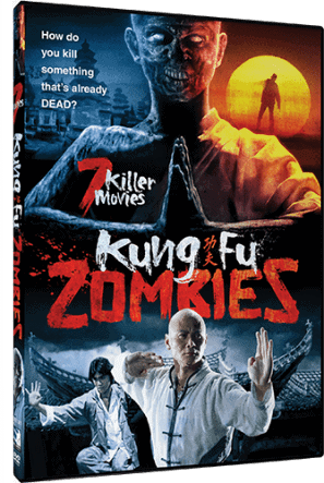 KUNG FU ZOMBIES - 7 MOVIE COLLECTION 1