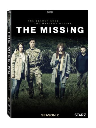 The Missing: Season 2 arrives on DVD July 11 1