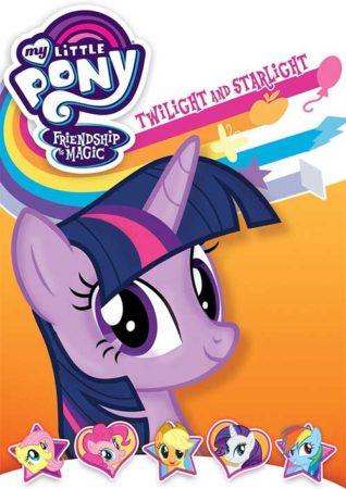 MY LITTLE PONY - FRIENDSHIP IS MAGIC! TWILIGHT AND STARLIGHT 5