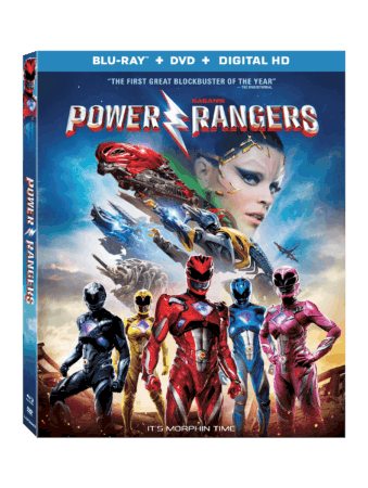 POWER RANGERS arrives on Digital HD 6/13 and on 4K, Blu-ray & DVD 6/27 16