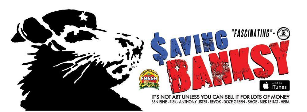 SAVING BANKSY 1