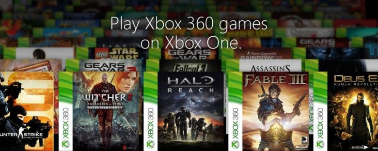 All The Xbox One Backwards Compatibility Games 1