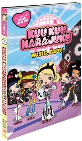 KUU KUU HARAJUKU: MUSIC, BABY! 5