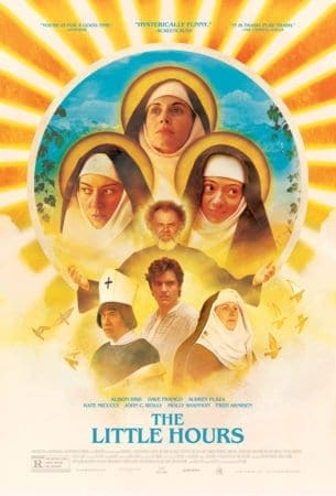 """THE LITTLE HOURS"" gets a new poster. 8"
