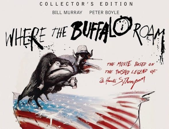 WHERE THE BUFFALO ROAM 1
