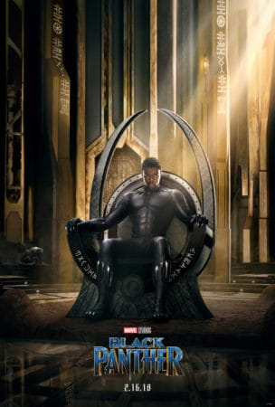 BLACK PANTHER GETS A NEW TRAILER AND POSTER. 13