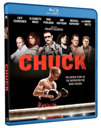 CHUCK comes to Blu-ray, DVD & Digital HD August 15th 3