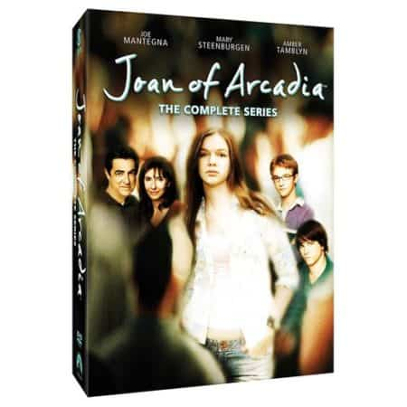JOAN OF ARCADIA: THE COMPLETE SERIES 5