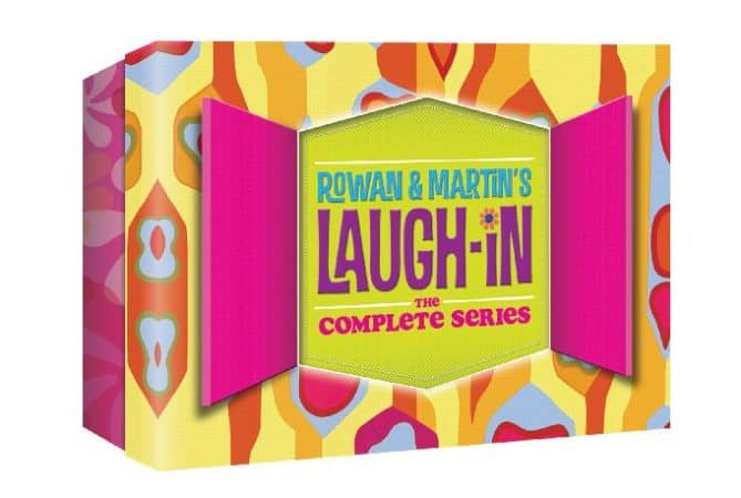ROWAN & MARTIN'S LAUGH-IN: THE COMPLETE SERIES 7
