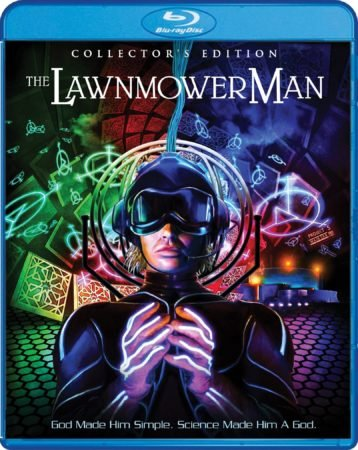 THE LAWNMOWER MAN: COLLECTOR'S EDITION 7